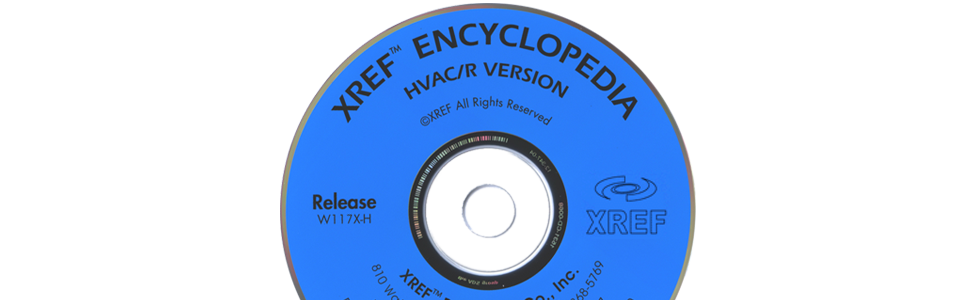 What is XREF?A large unbiased database of HVAC/R parts and suppliers